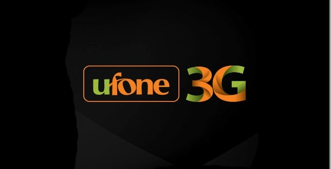 ufone 3g active code setting